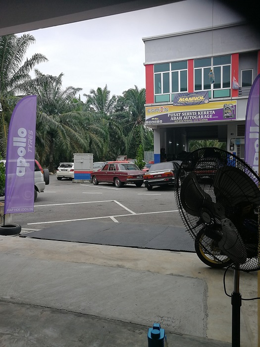 Abah Autogarage Bengkel Murah Parit Sulong